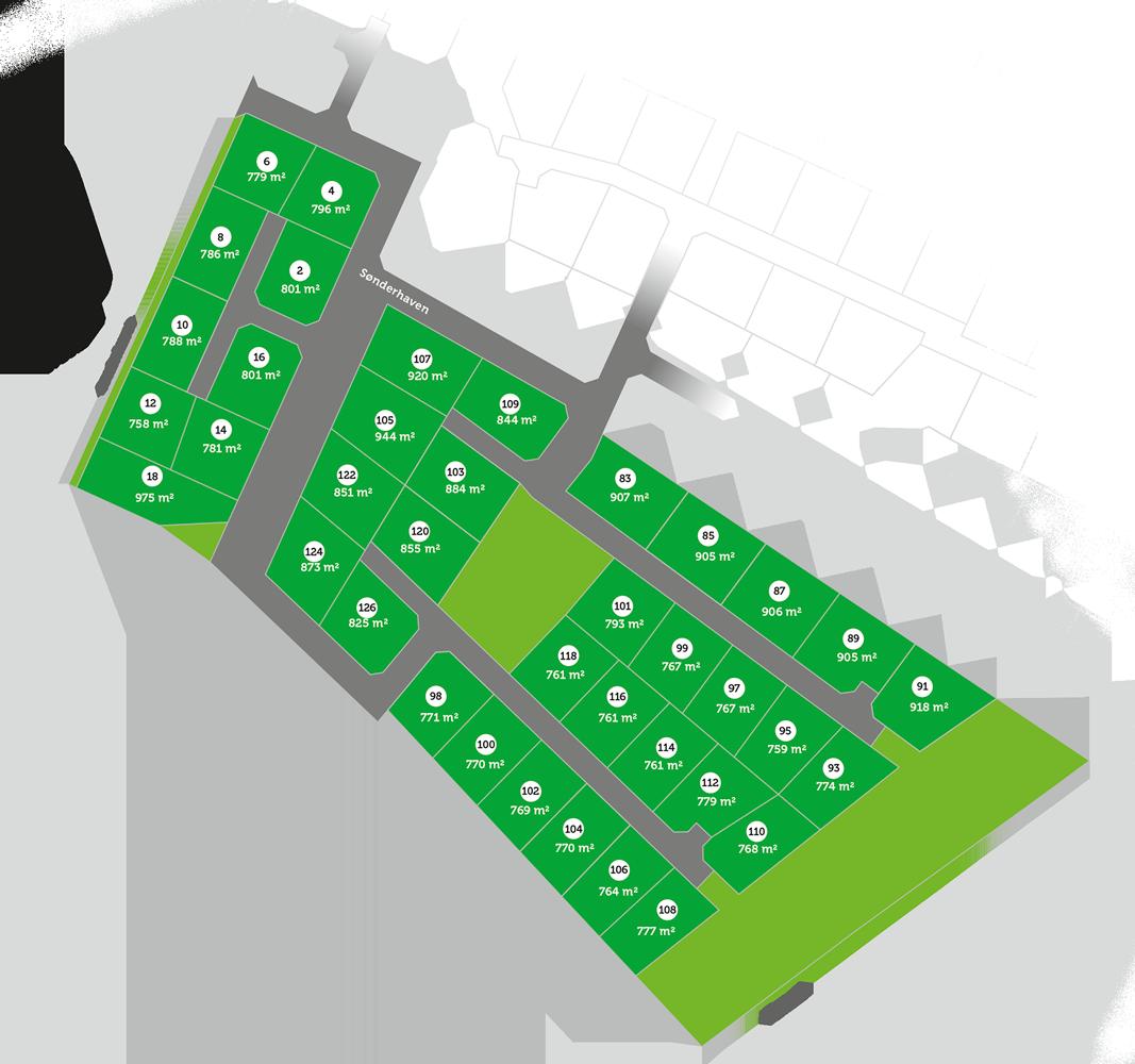 Sønderhaven Klarup - etape 2